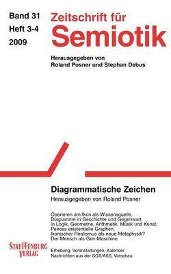 Zeitschrift für Semiotik / Diagrammatische Zeichen von Posner,  Roland
