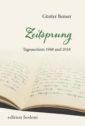 Zeitsprung von Benser,  Günter, Hofmann,  Jürgen, Johne,  Marc, Kouschil,  Christa