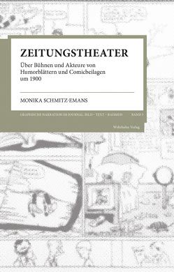 Zeitungstheater von Schmitz-Emans,  Monika