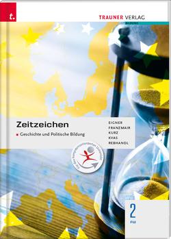 Zeitzeichen – Geschichte und Politische Bildung 2 FW von Eigner,  Michael, Franzmair,  Heinz, Kurz,  Michael, Kvas,  Armin, Rebhandl,  Rudolf