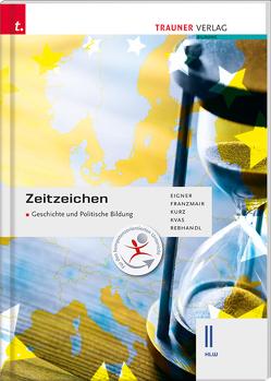 Zeitzeichen – Geschichte und Politische Bildung II HLW von Eigner,  Michael, Franzmair,  Heinz, Kurz,  Michael, Kvas,  Armin, Rebhandl,  Rudolf