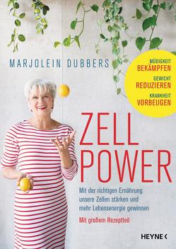 Zellpower von Burkhardt,  Christiane, Dubbers,  Marjolein, Erdmann,  Birgit