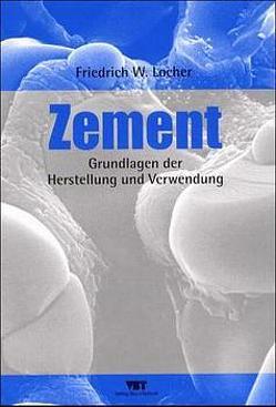 Zement von Locher,  Friedrich W