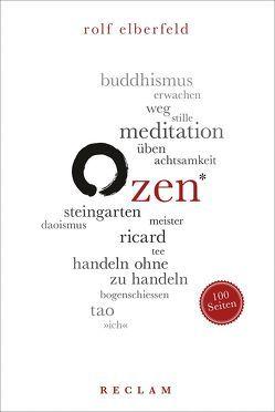 Zen. 100 Seiten von Elberfeld,  Rolf