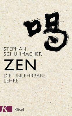 Zen von Schuhmacher,  Stephan