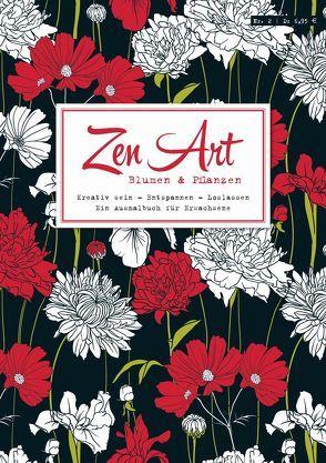 Zen Art, Bd. 2: Blumen & Pflanzen