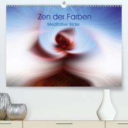Zen der Farben – Meditative Bilder (Premium, hochwertiger DIN A2 Wandkalender 2020, Kunstdruck in Hochglanz) von Knaack,  Martin