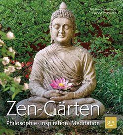 Zen-Gärten von Pelzer,  Evi, Wannags,  Susanne