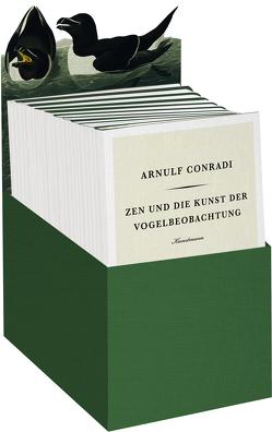 Zen und die Kunst der Vogelbeobachtung von Conradi,  Arnulf