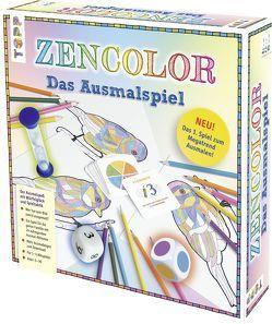 Zencolor – Das Ausmalspiel von Pautner,  Norbert