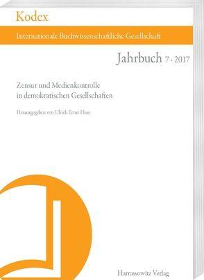 Zensur und Medienkontrolle in demokratischen Gesellschaften von Huse,  Ulrich Ernst