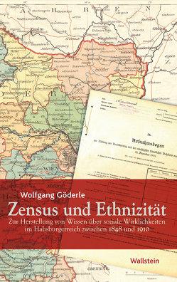 Zensus und Ethnizität von Göderle,  Wolfgang