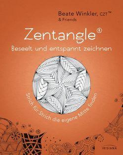 Zentangle® – beseelt und entspannt zeichnen von Winkler,  Beate