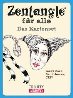 Zentangle® für alle. Das Kartenset von Steen Bartholomew,  Sandy