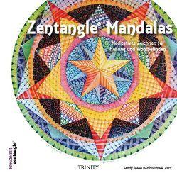 Zentangle® Mandalas von McNeill,  Suzanne, Weinold-Leipold,  Helene