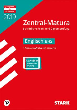 Zentral-Matura 2019 – Englisch – BHS