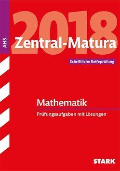 Zentral-Matura – Mathematik – AHS