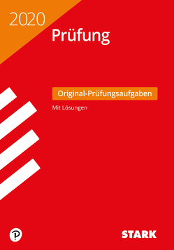 STARK Zentrale Prüfung 2020 – Mathematik 10. Klasse – Brandenburg