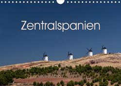 Zentralspanien (Wandkalender 2021 DIN A4 quer) von Berlin, Schoen,  Andreas