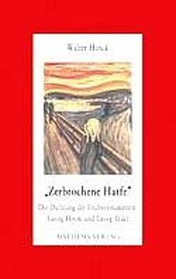 Zerbrochene Harfe von Hinck,  Walter