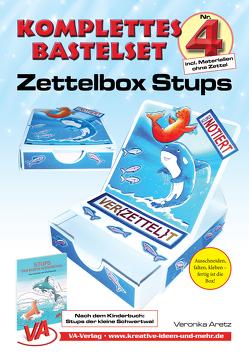 Zettelbox Stups (1) von Aretz,  Veronika, Neuwald,  Alfred