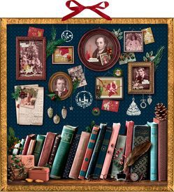 Zettelkalender – Adventspoesie mit deutschen Dichtern