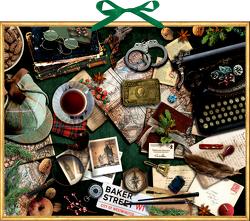 Zettelkalender – Krimi-Advent mit Sherlock Holmes