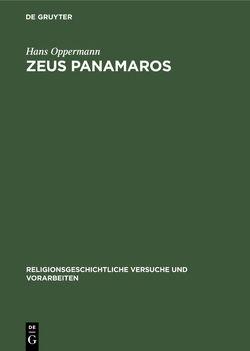 Zeus Panamaros von Oppermann,  Hans