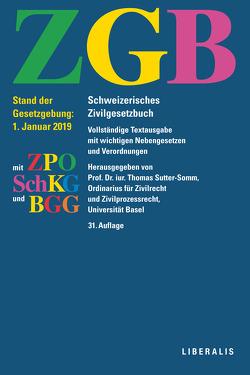 ZGB von Sutter-Somm,  Thomas