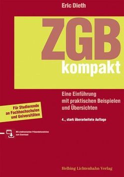 ZGB kompakt von Dieth,  Eric