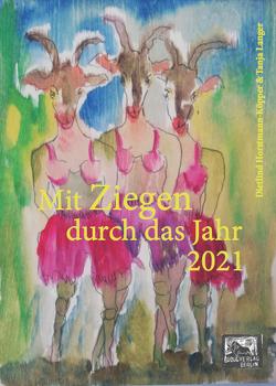 Ziegenkalender von Horstmann-Köpper,  Dietlind, Langer,  Tanja