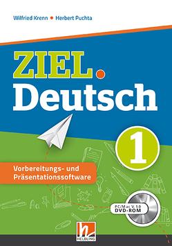 ZIEL.Deutsch 1 – Vorbereitungs- & Präsentationssoftware Einzellizenz von Krenn,  Wilfried, Puchta,  Herbert