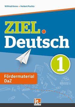 ZIEL.Deutsch 1 von Krenn,  Wilfried, Puchta,  Herbert