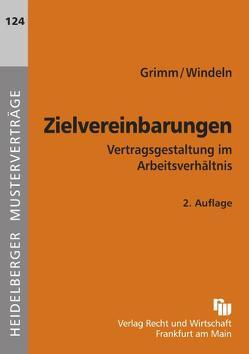 Zielvereinbarungen von Grimm,  Detlef, Windeln,  Norbert