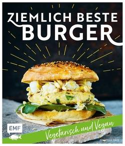 Ziemlich beste Burger – Vegetarisch und vegan von Häde,  Jonathan