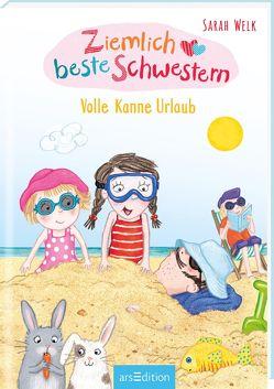 Ziemlich beste Schwestern – Volle Kanne Urlaub von Harmer,  Sharon, Welk,  Sarah