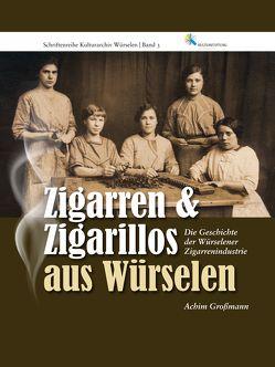 Zigarren & Zigarillos aus Würselen von Großmann,  Achim