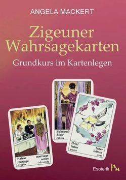 Zigeuner Wahrsagekarten von Mackert,  Angela