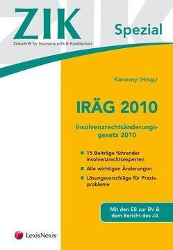 ZIK Spezial – IRÄG 2010 von Konecny,  Andreas