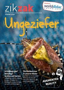 zikzak – Ungeziefer von Christinger,  Nadine, Heuberger,  Renate, Raschle,  Iwan, Schoch,  Maya, Schudel,  Agathe, Tanner,  Samuel