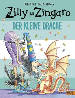 Zilly und Zingaro. Der kleine Drache von Guenther,  Herbert, Günther,  Ulli, Oxford University Press, Paul,  Korky, Thomas,  Valerie