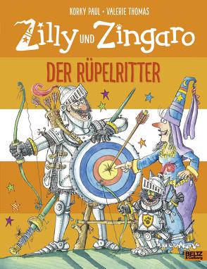Zilly und Zingaro. Der Rüpelritter von Guenther,  Herbert, Günther,  Ulli, Paul,  Korky, Thomas,  Valerie