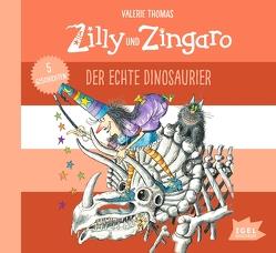 Zilly und Zingaro. Der echte Dinosaurier von Kiwit,  Ralf, Schmöle,  Arndt, Thomas,  Valerie