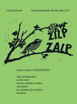 Zilpzalp 2019 von Staffelsee-Gymnasium Murnau