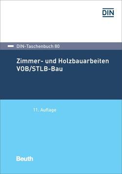 Zimmer- und Holzbauarbeiten VOB/STLB-Bau