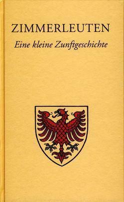 Zimmerleuten. von Meyer,  Helmut