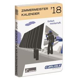 ZIMMERMEISTER KALENDER '18