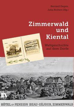 Zimmerwald und Kiental von Degen,  Bernard, Richers,  Julia