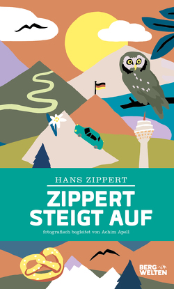 Zippert steigt auf von Zippert,  Hans