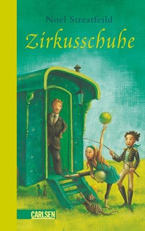 Zirkusschuhe von Brender,  Irmela, Streatfeild,  Noel